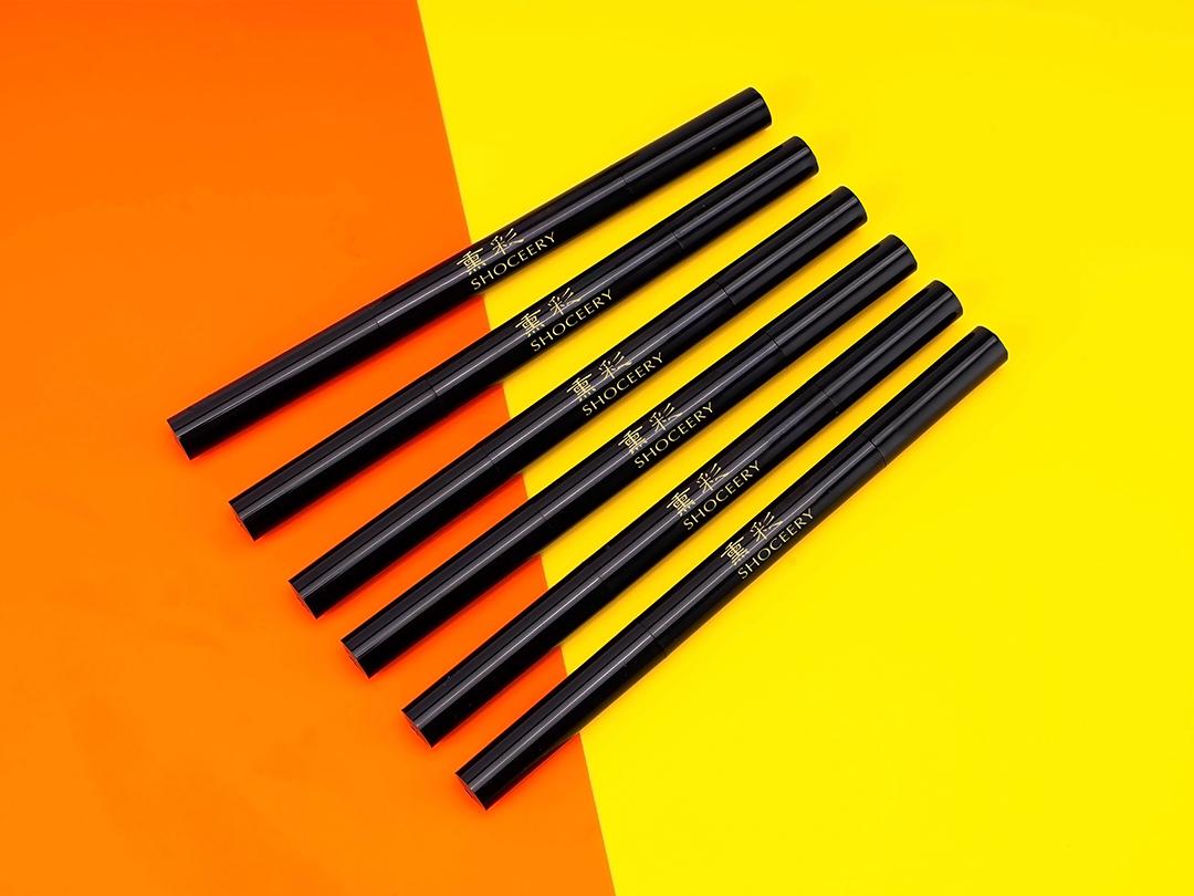 塑料活动笔三角